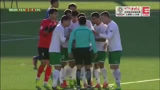 亞洲盃足球資格賽 中華 1:2 不敵土庫曼  無緣晉級2019亞洲盃