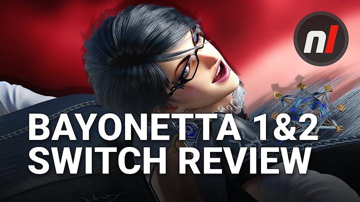 bayonetta 2  bayonetta nintendo switch review