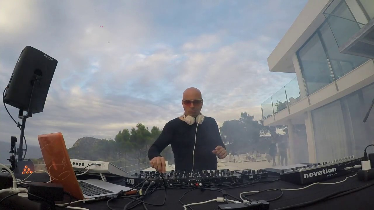 Ethno-House Boiler Room - Ibiza Sunset Live