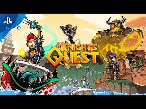 Состоялся релиз Knights Quest