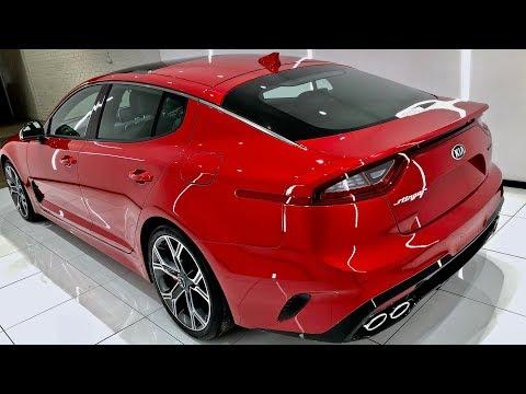 Kia Stinger GT - Full Comprehensive Detail