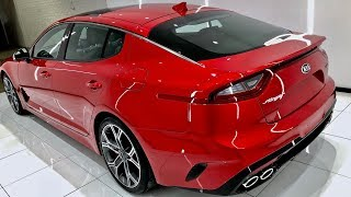Kia Stinger GT - Full Comprehensive Detail