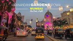 4K Drive in Hiranandani Gardens, Powai | Mumbai | India