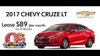 2017 Chevy Cruze $89/mo | Finance Many GM Models at 0% | Flemington Chevrolet Buick GMC | 08822