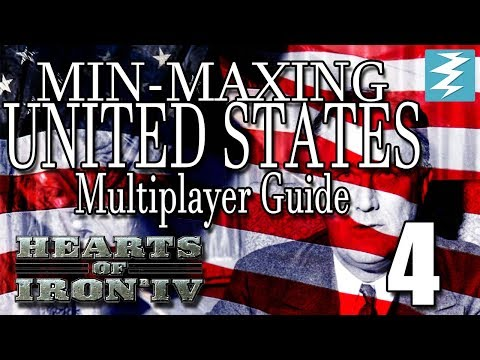 HOW TO LIBERATE AFRICA [4] MULTIPLAYER USA - Hearts of Iron IV HOI4 Paradox Interactive