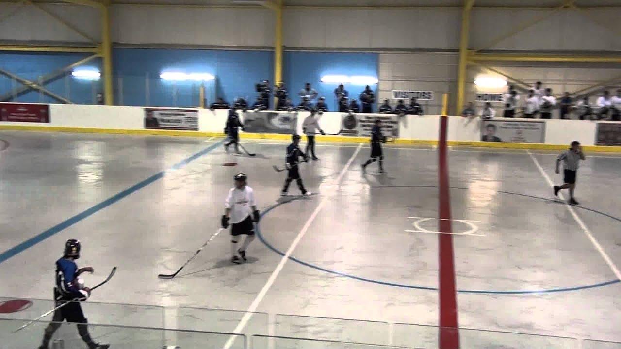 Ball Hockey 2011 National Championships Ottawa Capitals Vs Surrey