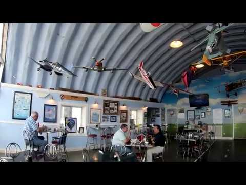 Hangar Kafe Ride