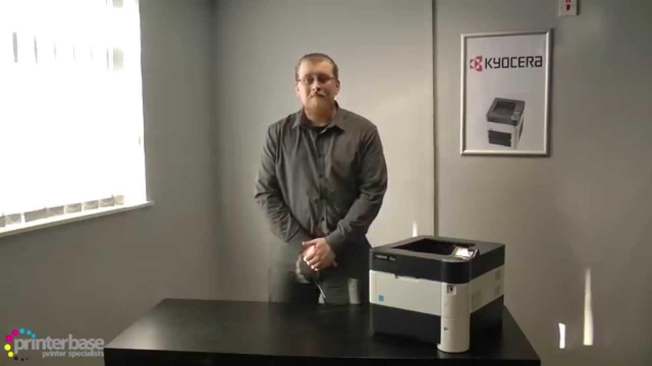 Kyocera FS4100DN A4 Mono Laser refurb  Printer - KA4100DN   InkMasters