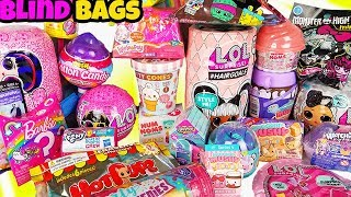 25 AWESOME BLIND BAGS AND BOXES UNBOXING!