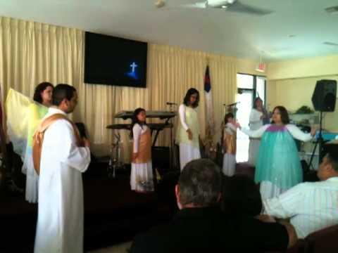 RAISING SOULS AS LAZARUS MINISTRY AT EL SHADDAI, QUIEN ES USTED