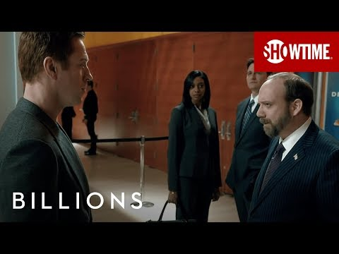 Billions | 'I Know Your Act' Official Clip | Season 1 Episode 1