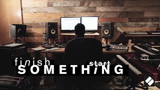 Novation // Finish Something
