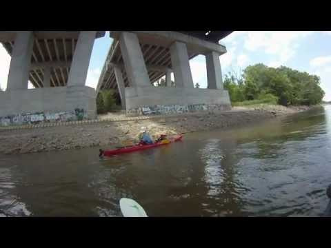 Missouri River Weldon Spring to St. Charles June 2012