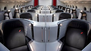 Air France Business Class: très chic! Boeing 787 Dreamliner from Paris to the Maldives