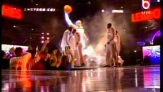 2010 NBA All-Star Game Introduction of East & West All-Stars, 2-15-10