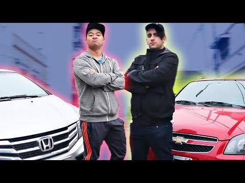 EL QUE PIERDE, ENTREGA EL AUTO!!  *apuesta extrema* / Daily En Joda #22