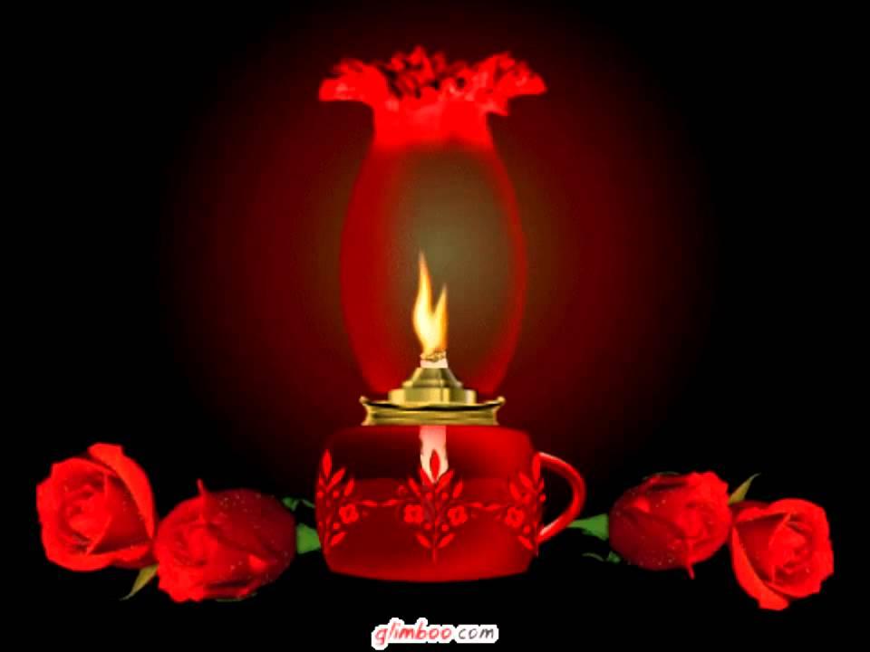 Открытки траурные свечи мерцающие, картинка днем