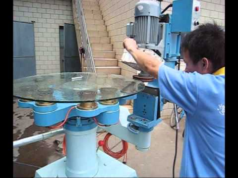 Download Hiseng Glass Special Shape Grinding Machine operation