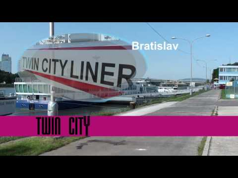 Twin City Liner - Bratislava - Wien