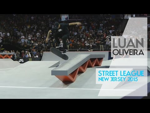 Luan Oliveira Street League New Jersey daylife