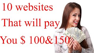 This video 10 websites to make money online for free in 2020 💰 (no credit card required!) how earn pakistan || easy work daily 5$ how...