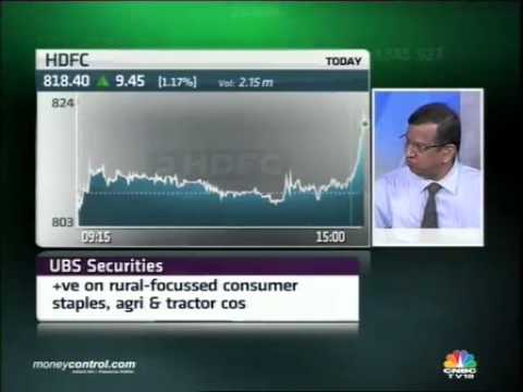 HDFC may test Rs 800: SP Tulsian