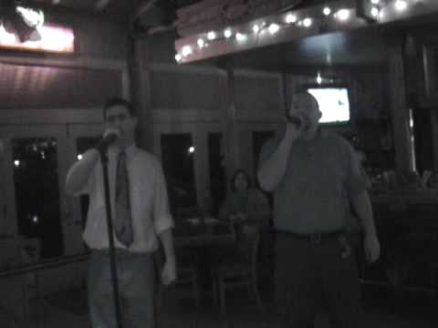 Me and Buddy Anthony Singing Cowboys Like Us By George Strait