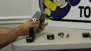 how to upgrade to a universal regulator on an air compressor mastertoolrepair com