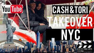NYC VLOG| MUST VISIT PLACES TO TAKE YOUR DATE IN NYC 2020???