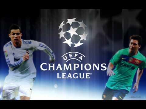 PES 2011 Soundtrack - Ingame - UEFA Champions League 4 - YouTube