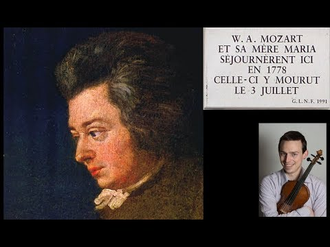 Some thoughts on Mozart's E-minor sonata, K. 304