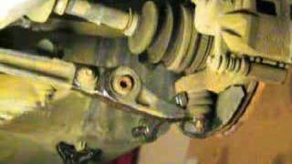 Honda/Acura painless ball joint separation