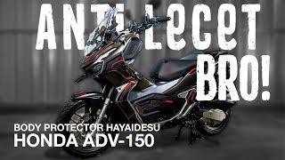 Hayaidesu Honda ADV Full Set Body Protector Cover