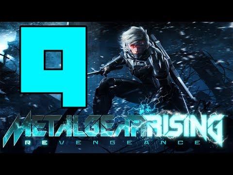 Metal Gear Rising Revengeance: Sundowner