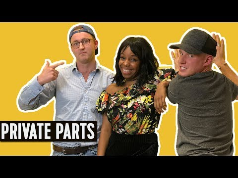 Black Mary Berry w/London Hughes | Private Parts