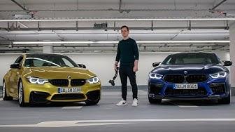 Ich hole meinen BMW M8 Competition ab!