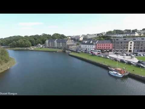 Westport / Mayo Drone Footage 2.7k Amazing!