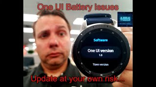 ONE UI & Tizen 4.0.0.4 Update Plagues Samsung Galaxy Watch/Gear S3 Users with Battery Issues