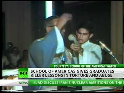 "Inside the dark legacy of US ""School of Assassins"""