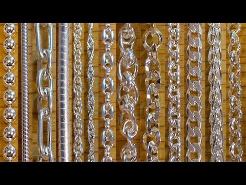New Collection Of Silver Chain Model || Vellichain Model 2019