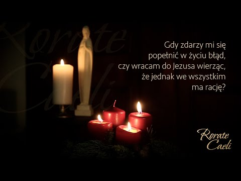 #RorateCaeli - wtorek, 15 grudnia - Obietnica