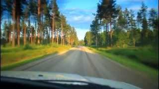 Road trip - Finland, Ojakylä - Vaala