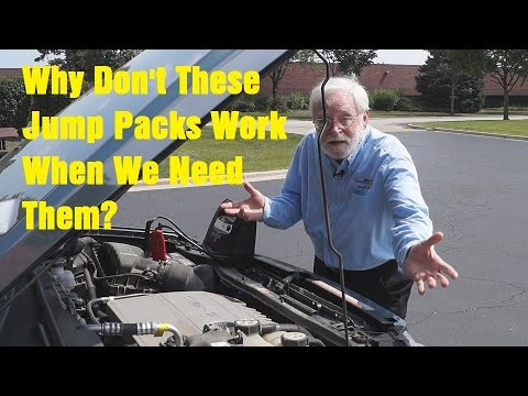 Why Didn&#39t My Jump Pack Work When I Needed it?- Wrenchin&#39 Up