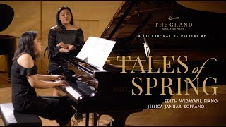 """TALES OF SPRING"" Edith Widayani & Jessica Januar 