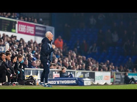 Mick McCarthy departs Ipswich Town with immediate effect