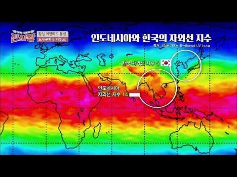 한국보다 3배나 높은 자외선으로부터 피부를 지키는 '핑거루트 팩' 백세의 품격 진시황 7회