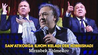 Mirzabek Xolmedov - San'atkorga ilhom keladi deb ichirishadi