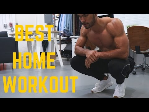 Muscle BUILDING Home Workout! (No Equipment Needed!)