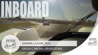 Peugeot 905 - Group C Racing - Jarama