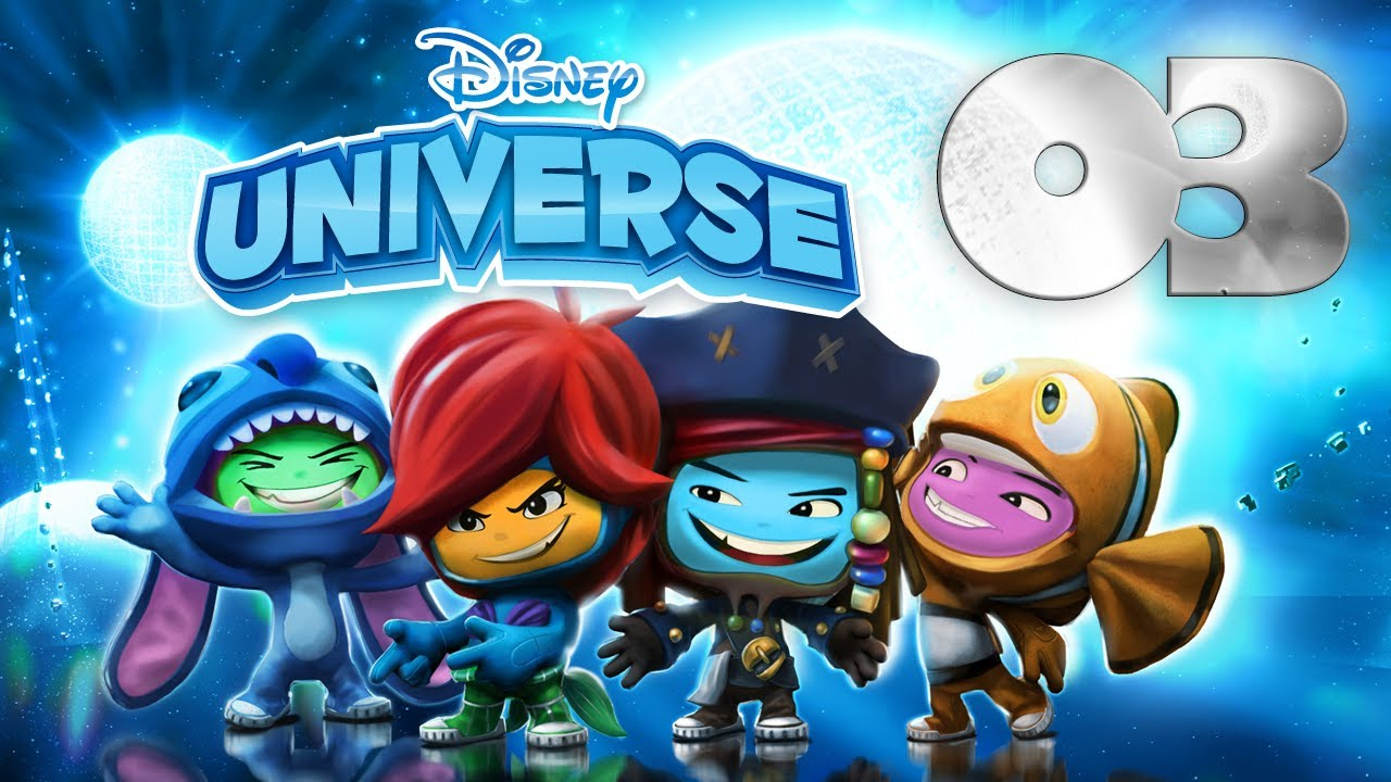 Disney Universe Game For Kids Mickey Mouse Vs Pirates Of